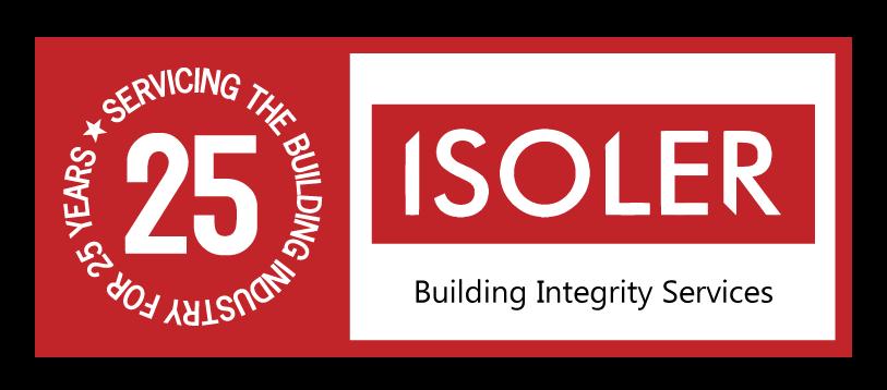 Isoler_25-Year-Logo